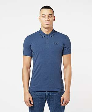 3e38c41d023 Emporio Armani EA7 Core Short Sleeve Polo Shirt ...