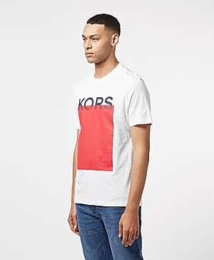 f88e14b9 ... Michael Kors Block Short Sleeve T-Shirt