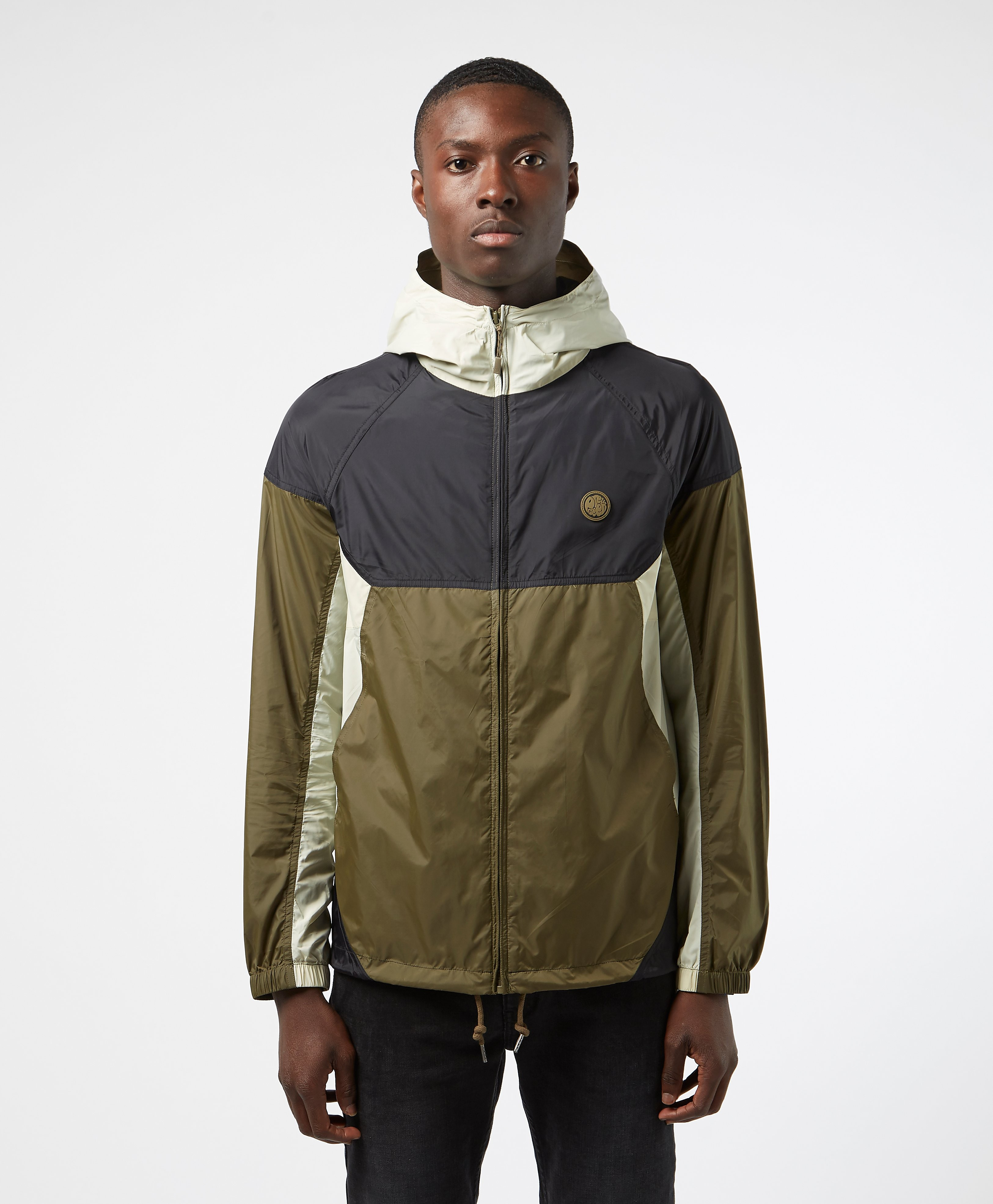 Pretty Green Adelphi Panelled Lightweight Jacket