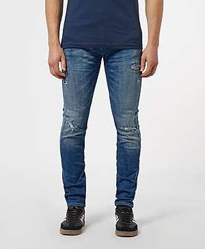 f41b1c43c81 Denham Bolt Distressed Skinny Jeans Denham Bolt Distressed Skinny Jeans