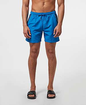 2f8247b0d6 Calvin Klein Tape Swim Shorts Calvin Klein Tape Swim Shorts