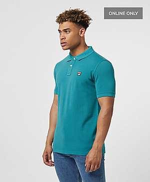 5a1263b4 Fila Logo Short Sleeve Polo Shirt Fila Logo Short Sleeve Polo Shirt