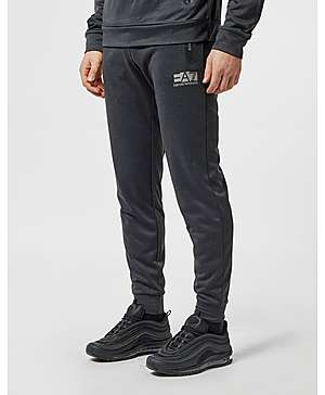 5ccfb1cebfc Emporio Armani EA7 Tech Cuffed Fleece Pants - Exclusive ...