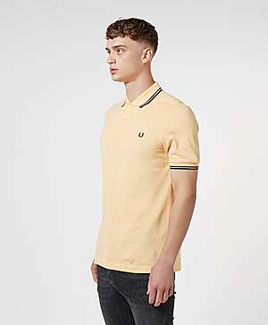 475927702 ... Fred Perry Twin Tipped Short Sleeve Polo Shirt