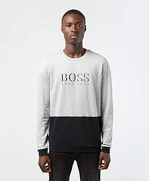 cdc465e4 BOSS Authentic Split Sweatshirt ...