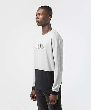 467ff05fa BOSS Authentic Split Sweatshirt BOSS Authentic Split Sweatshirt