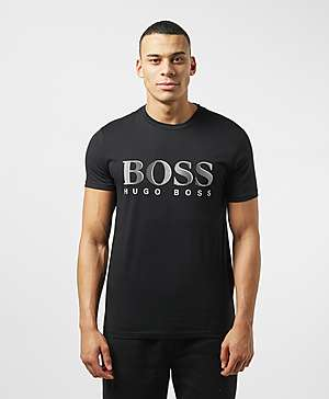 5d7fc46b1 BOSS Swim Logo Short Sleeve T-Shirt ...