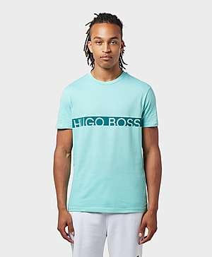 2721cf3b0 BOSS Chest Stripe Short Sleeve T-Shirt ...