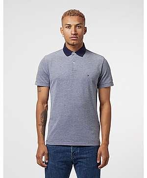b51c8772 Tommy Hilfiger Oxford Short Sleeve Polo Shirt ...