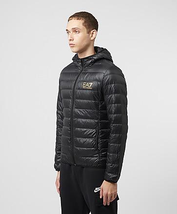 Emporio Armani EA7 Core Hooded Padded Bubble Jacket