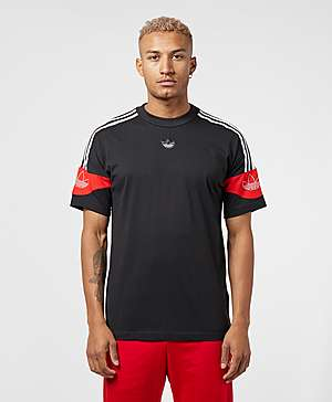 best service 2e99b c494a adidas Originals Centre Trefoil Short Sleeve T-Shirt ...