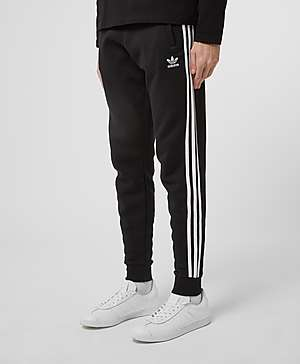 789f77225ea99 ... adidas Originals 3-Stripes Cuffed Fleece Pants