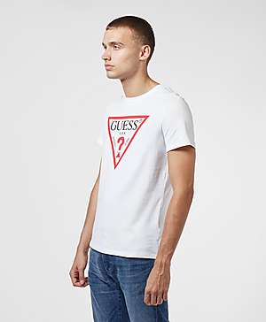 0c678861a5b5 ... Guess Core Logo Short Sleeve T-Shirt