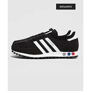 La Trainer Sneakers Grey One Core Black | Adidas Originals