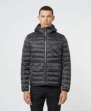 ff88fd46 Barbour International Ouston Hood Padded Jacket ...