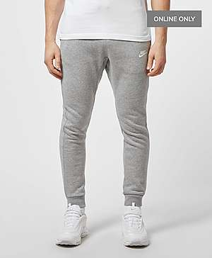 reputable site e708b 2cf3f Nike Foundation Cuffed Fleece Joggers Nike Foundation Cuffed Fleece Joggers