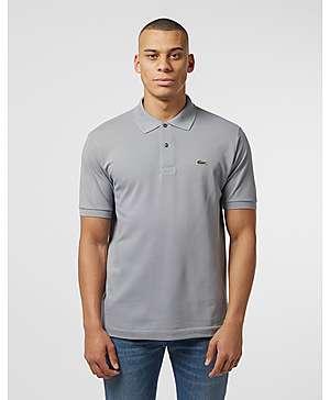6d41d3607 Lacoste L1212 Short Sleeve Flat Polo Shirt ...