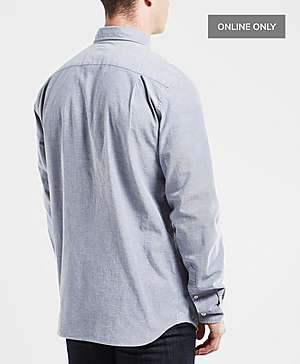 754962ce Lacoste Oxford Long Sleeve Shirt Lacoste Oxford Long Sleeve Shirt