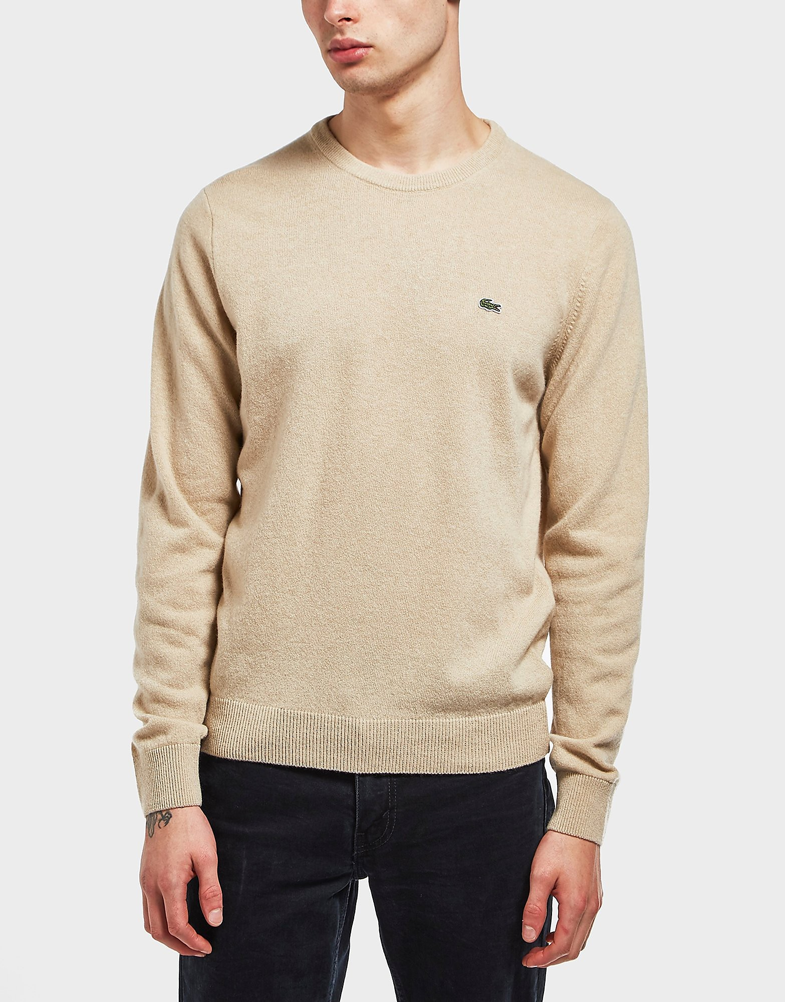 Lacoste Knitted Jumper