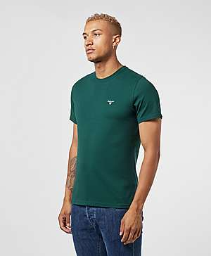 5db6390a ... Barbour Small Logo Short Sleeve T-Shirt Quick Buy ...