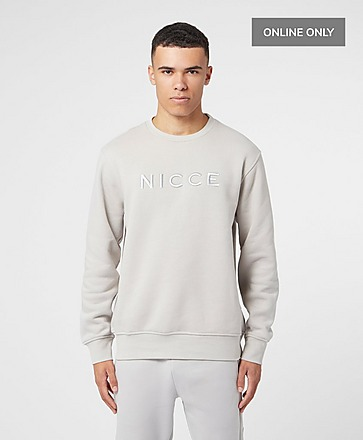 Nicce Mercury Crew Sweatshirt