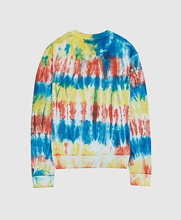 GUESS Flip Tie Dye Sweatshirt
