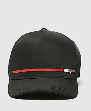 HUGO Record Stripe Cap