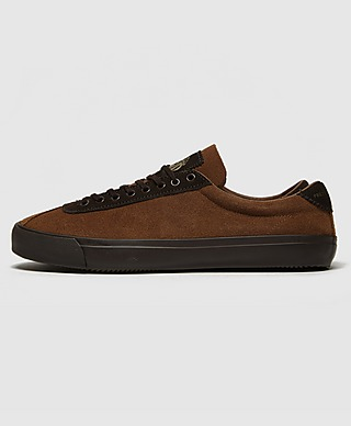 Pretty Green Suede Trainers