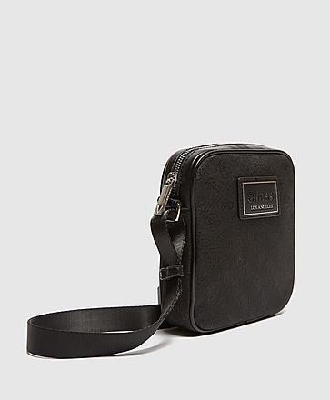 GUESS Logo Nappa Crossbody Bag