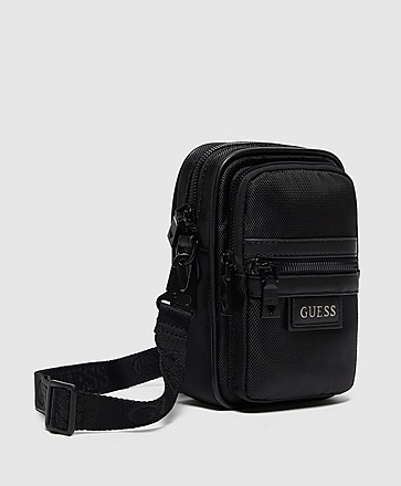 GUESS Logo Neck Pouch Bag