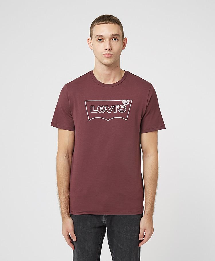 Levis Outline Batwing Short Sleeve T-Shirt