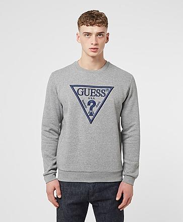 GUESS High Build Crew Sweatshirt