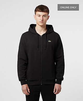 Lacoste Core Full Zip Hoodie