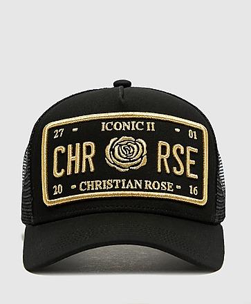 Christian Rose Iconic Cap