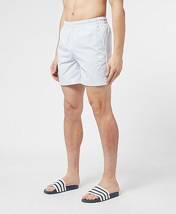 adidas Originals 3-Stripes Swim Shorts
