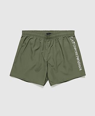 Emporio Armani EA7 Extended Logo Swim Shorts
