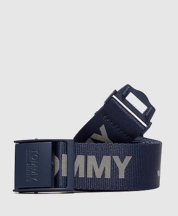 Tommy Jeans Logo Web Belt