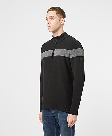 Barbour International Grill Knitted Jumper