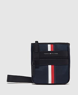 Tommy Hilfiger Elevated Stripe Cross Body Bag