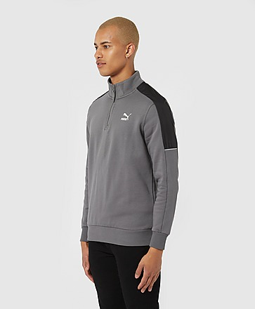 Puma CLSX+ 1/2 Zip Sweatshirt
