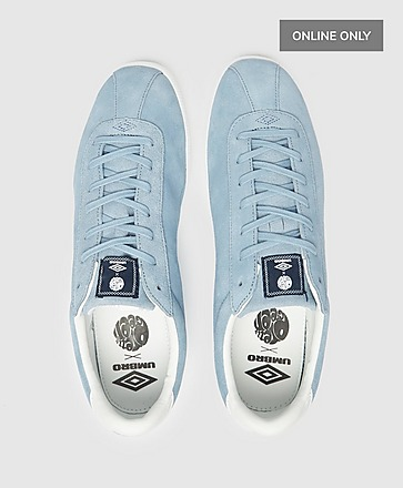 Pretty Green x Umbro Suede Trainers