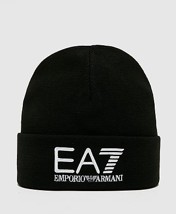Emporio Armani EA7 Visibility Logo Beanie