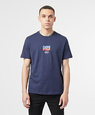 Levis Sports Logo T-Shirt