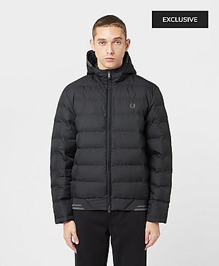 Fred Perry Twin Tipped Bubble Jacket