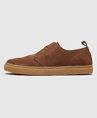 Fred Perry Linden Suede Shoes