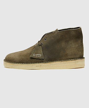 Clarks Originals Desert Coal Boots
