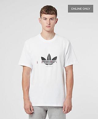 adidas Originals Trefoil Script T-Shirt