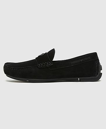 Emporio Armani Driver Shoes