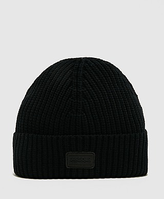 Barbour International Sweeper Knitted Beanie