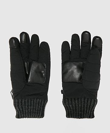 Barbour International Baffle Gloves